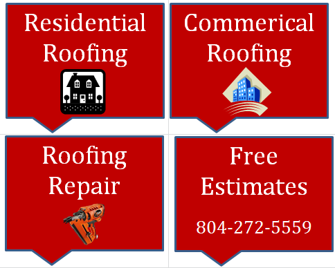 Residential Commercial Roofing Chesterfield VA